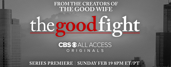 The Good Fight gets February premiere date