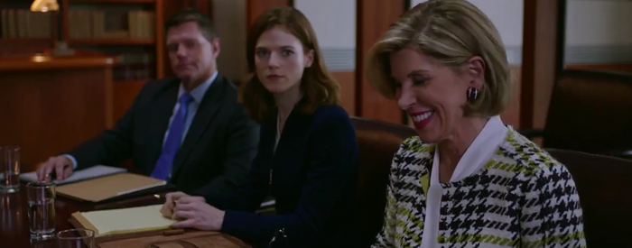 The Good Fight New Trailer