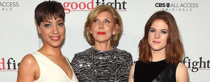 "'The Good Fight' Team Reveals How ""Fake News"" and Politics Factor Into 'Good Wife' Spinoff"