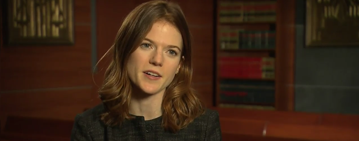 Rose Leslie Is Breaking Toes and Keeping Secrets on The Good Fight