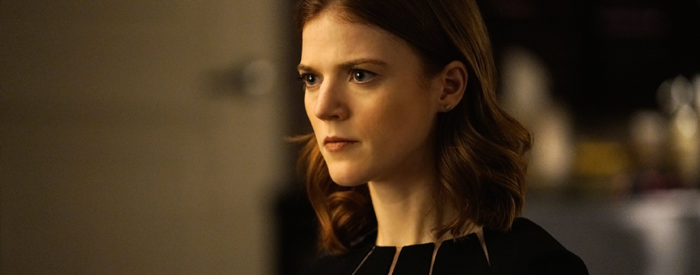 """I do miss the pub, and the weather being sh*t"": Rose Leslie takes on America"