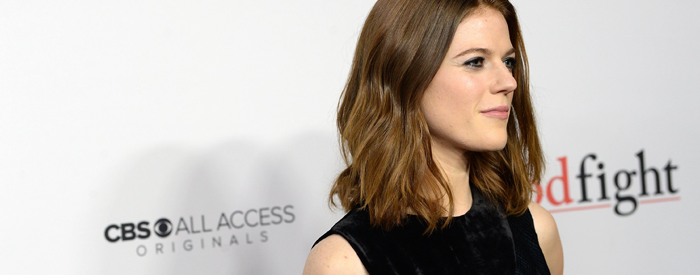 Rose Leslie on The Good Fight: 'Maia's same-sex relationship is just a fact – move on'