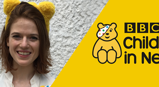 BBC Children in Need's 'Get Your Ears On' campaign