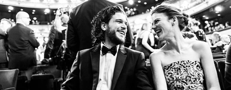 Rose Leslie reveals how Kit Harington's surprise proposal really went down