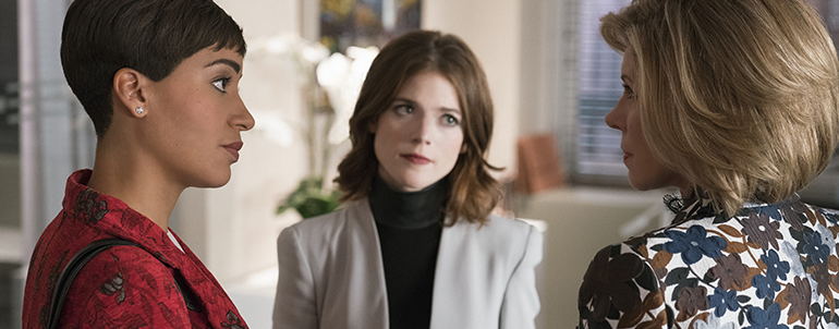 'The Good Fight' Is TV's Audacious, Intersectional Answer to Life Under Trump