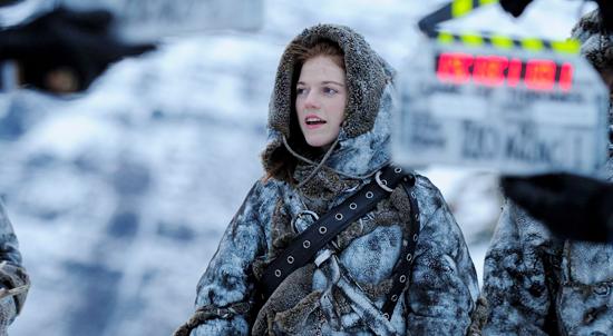 Rose Leslie clarifies that Kit Harington 'Game of Thrones' finale rumor