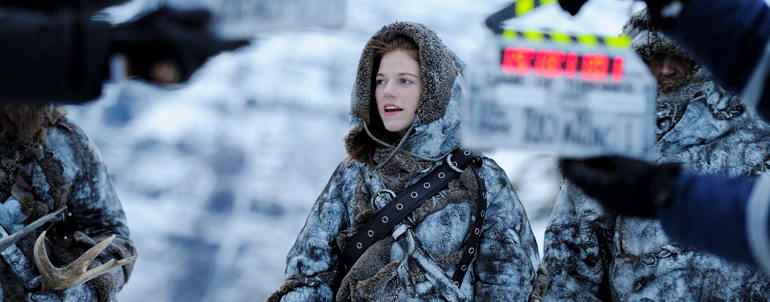 Rose Leslie clarifies that Kit Harington 'Game of Thrones' finale rumor