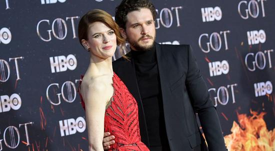 'Game of Thrones' Season 8 NYC Premiere