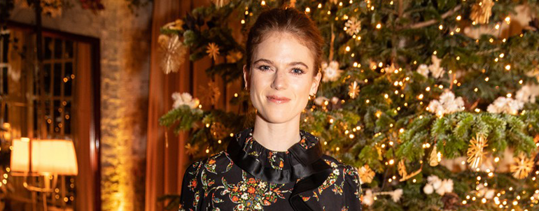 Tory Burch Holiday Party in London