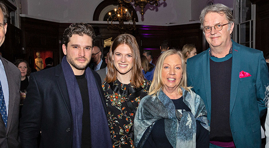 MS Society «Carols by Candlelight» Event in London