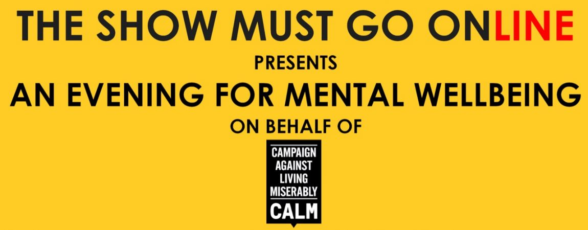 """An Evening for Mental Well-Being"" Online Event"