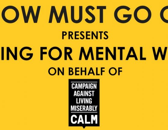 """""""An Evening for Mental Well-Being"""" Online Event"""