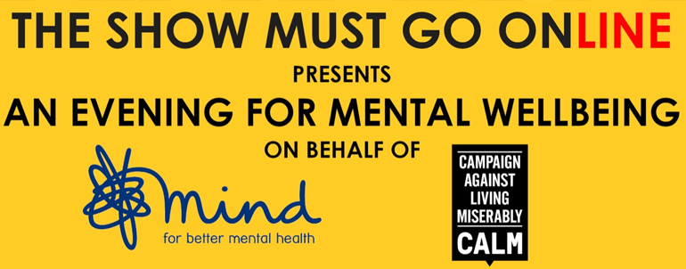 """Rose to take part in online event """"An Evening for Mental Well-Being"""""""