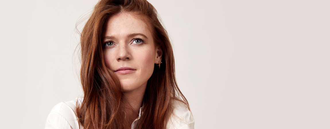 Rose Leslie for Make Magazine (Autumn 2020)
