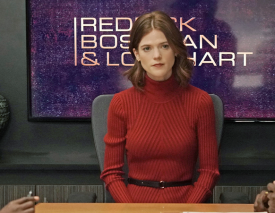 """Rose Leslie: """"I am proud of The Good Fight"""""""