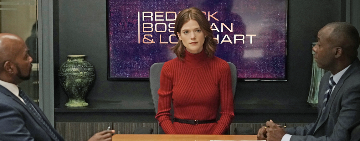 "Rose Leslie: ""I am proud of The Good Fight"""