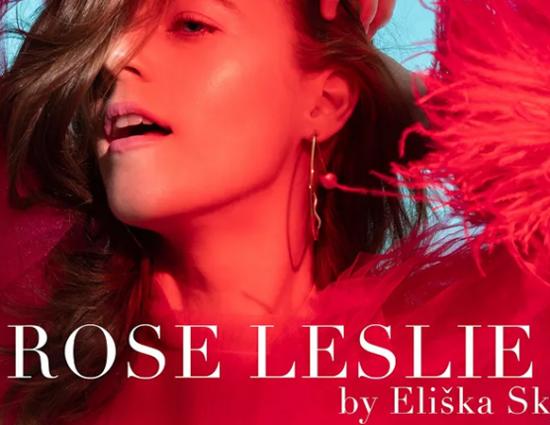 Rose Leslie for 1883 Magazine (RISQUÉ Issue)