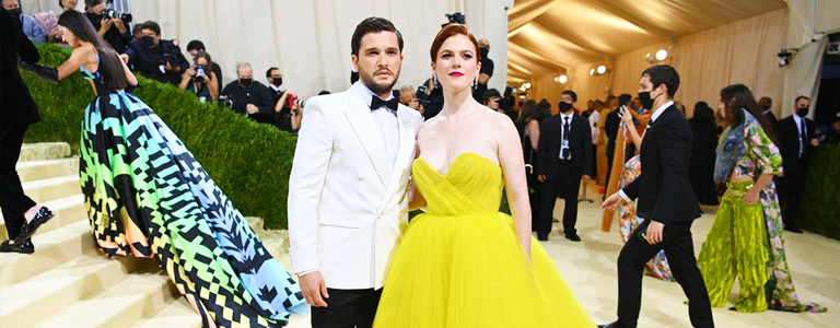 2021 Met Gala –  In America: A Lexicon Of Fashion